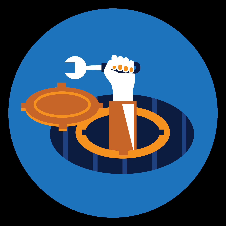 manhole icon